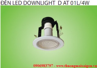 Đèn led Downlight 4W