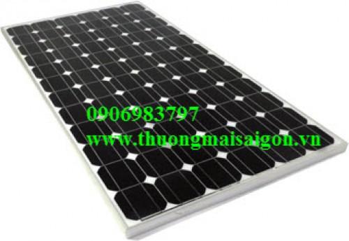 Pin năng lượng mặt trời loại Poly và Mono 10W